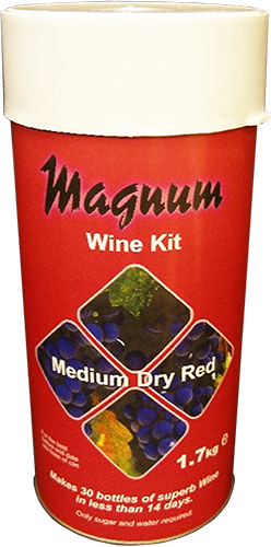 wine making kit magnum