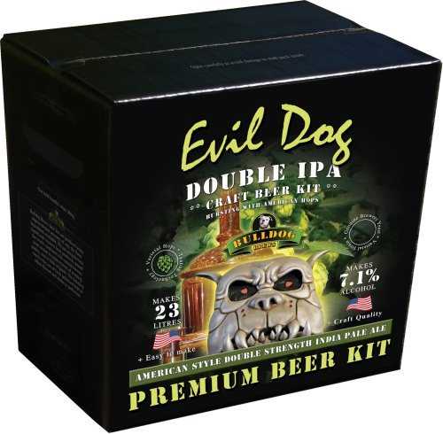Bulldog beer kit